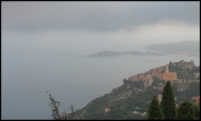 Eze and Cap Ferrat, Cote Azur - France