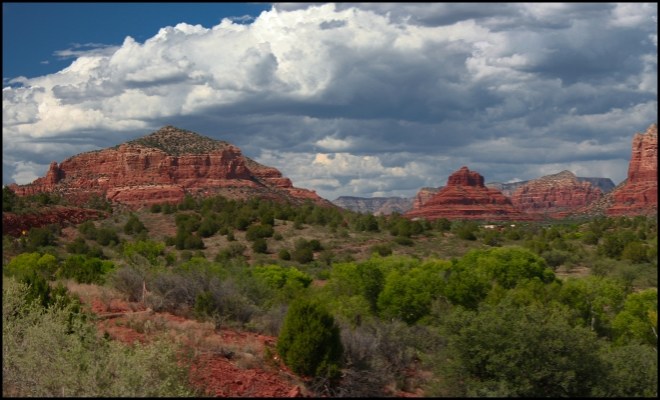 Sedona - Bell Rock, Arizona - USA