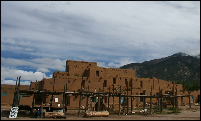 Pueblo de Taos, New Mexico - USA