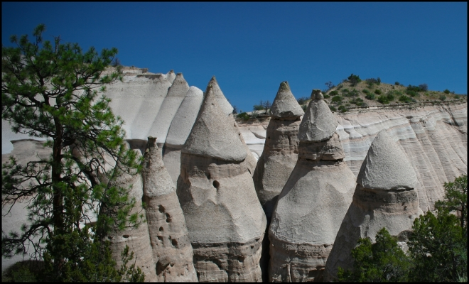Tent Rock - Kasha Katuwe National Monument, New Mexico - USA
