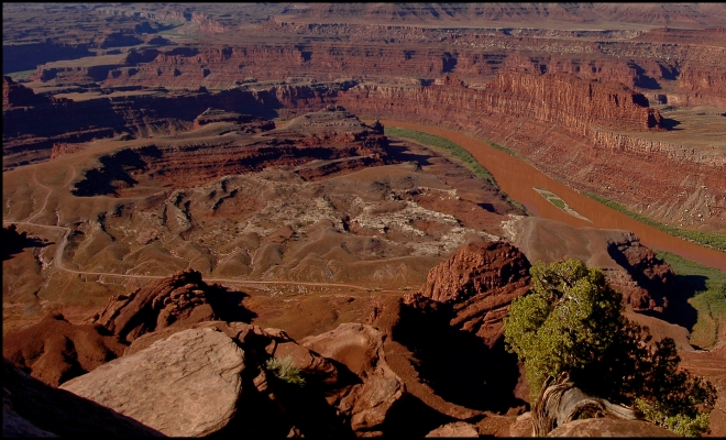 Dead Horse Point State Park, Utah - USA