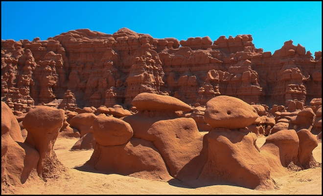 Goblin Valley State Park, Utah - USA